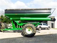 2005 Unverferth 9250, 925-bushel grain cart