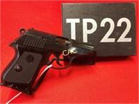 ~Iver Johnson, TP 22 Cal Pistol, AE22752