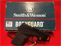 ~SW Bodyguard, 380 Pistol, EBU1607