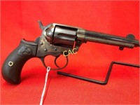 ~Colt DA, 38cal Revolver, 6213