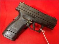 ~Springfield XD40, 40sw Pistol, XD468038