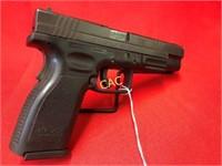 ~Springfield XD40, 40sw Pistol, US420553