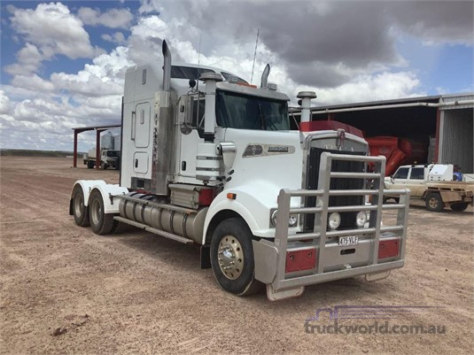 2012 Kenworth T900 - Trucks for Sale