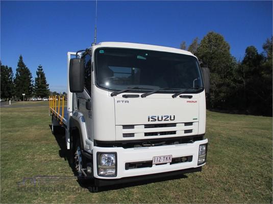 2014 Isuzu FTR 900 Long - Trucks for Sale