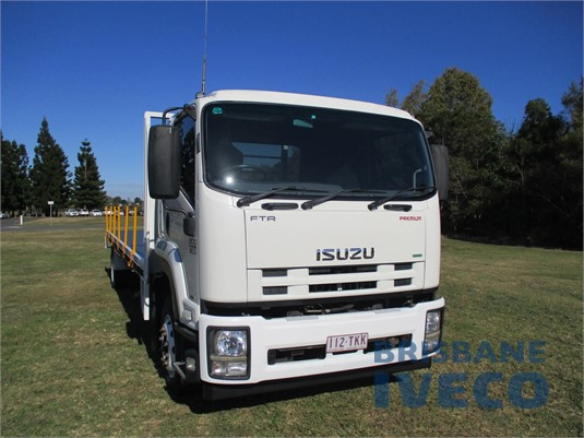 2014 Isuzu FTR 900 Long Iveco Trucks Brisbane  - Trucks for Sale