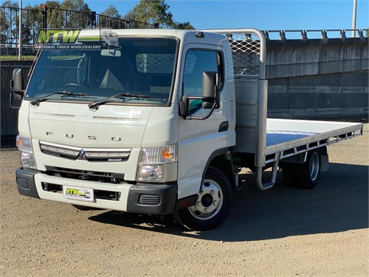 2019 Fuso Canter 515 National Truck Wholesalers Pty Ltd  - Trucks for Sale