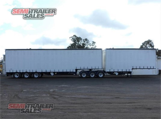 2012 Vawdrey Drop Deck Trailer Semi Trailer Sales Pty Ltd - Trailers for Sale