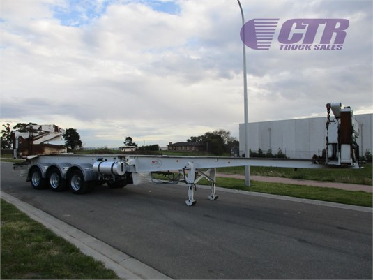 2007 Steelbro other CTR Truck Sales  - Trailers for Sale