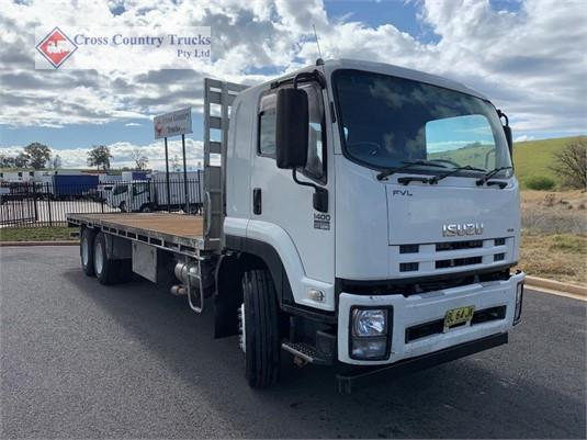 2011 Isuzu FVL 1400 Cross Country Trucks Pty Ltd - Trucks for Sale