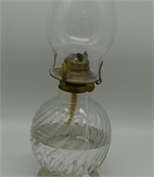 Oil Lamp and Nesting Hen Collection