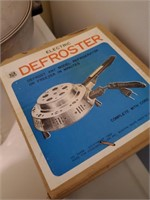 Vintage Electric Defroster
