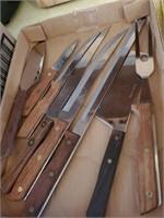 Misc. Knives, Serving Fork