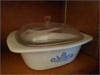 Corningware Baking Dish W/ Lid #1