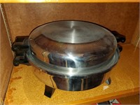 Vintage Countertop Cooker W/ Cord