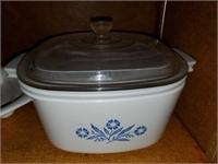 2pc Corningware Covered Baking Dishes