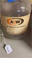 A&W Mug and Growler