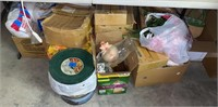 Large lot of craft supplies