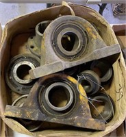 Carrier Bearings and hubs