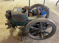 McCormick Deering Gasoline Engine