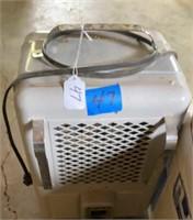 Milk house heater