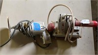 Electric drill and sander