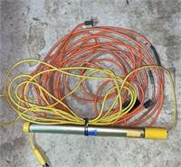 AC Light & Extension Cords