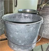 Metal Buckets