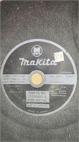 Makita Cut off Wheels