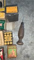 Antique Cobblers Nail & Ton
