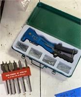 Rivet Gun and Bits
