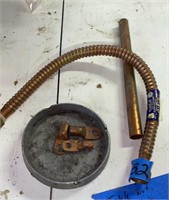 Copper Pipping