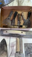 Trowels & Tools