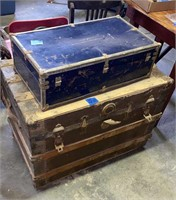 Trunk and Suite Case