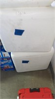 Foam Coolers