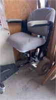 Wheel Chair Caboose