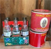 Coke- Cola bottles