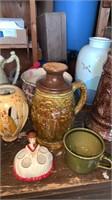 Ceramic Steins