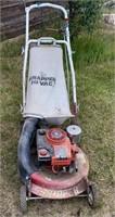 Snapper Hi-vac mower