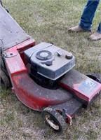 Toro 21 inch power drive mower