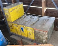 12 ammo cans
