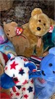 Beanie Teddy Bears