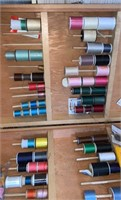 Portable Sewing Cabinet