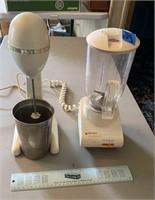 Milkshake maker and blender