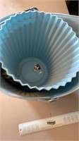 Blue Ash Bucket