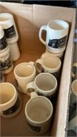 Three Forks Montana Coffee mugs