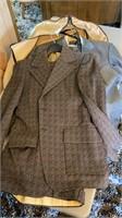 Men's vintage suits