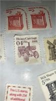 Vintage Stamps