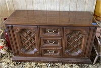 Zenith Stereo Cabinet