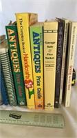 Cookbooks and guide books