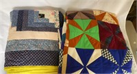 Two Large Quilts